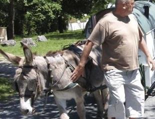 Jean Grenapin : Sur nos Chemins de Jerusalem, livre épuisé, désolé!